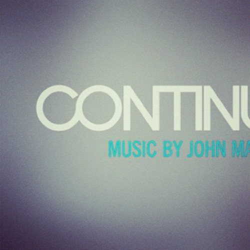 #marchphotoaday Day 10 - best played #Loud #Continuum = Love (Taken with instagram)