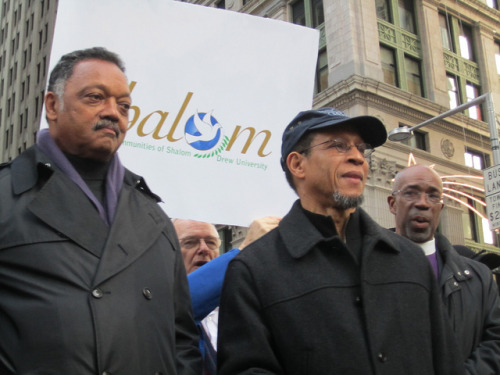 Religion, Politics and the Black Church on the March 12th Left of Black Host and Duke University Professor Mark Anthony Neal is joined via Skype© by Professor Obery M. Hendricks, author of The Universe Bends Towards Justice (Orbis Books) and visiting scholar at The Institute of Research and African American Studies in the department of Religion at Columbia University.  Hendricks shares his recent experience at singer Whitney Houston's home going ceremony, and explains how it gave people access to traditions in the Black church.  Neal and Hendricks discuss why gospel music does not get the same kind of criticism as contemporary R&B and hip-hop for not being conscious and engaged in the world.  Lastly, Hendricks discusses the biblical vision of economic society.  Later, Neal is joined via Skype© by Rev. Osagyefo Uhuru Sekou who is a documentary filmmaker, public intellectual, organizer, pastor, theologian, and author of the book Gods, Gays, and Guns: Essays on Religion and the Future of Democracy (Campbell & Cannon Press).  Rev. Sekou shares about his relationship with the late Manning Marable and discusses the breakthrough religious concepts in Marable's last book Malcolm X: A Life of Reinvention (Penguin Group).  Sekou highlights the importance of holding President Barack Obama accountable, and discusses homosexuality and hip-hop in the context of the Black church. *** Left of Black airs at 1:30 p.m. (EST) on Mondays on the Ustream channel: http://www.ustream.tv/channel/left-of-black. Viewers are invited to participate in a Twitter conversation with Neal and featured guests while the show airs using hash tags #LeftofBlack or #dukelive.  Left of Black is recorded and produced at the John Hope Franklin Center of International and Interdisciplinary Studies at Duke University  *** Follow Left of Black on Twitter: @LeftofBlack Follow Mark Anthony Neal on Twitter: @NewBlackMan Follow Obery Hendricks: @UniverseBends Follow Rev. Osagyefo Sekou on Twitter: @RevSekou     ###