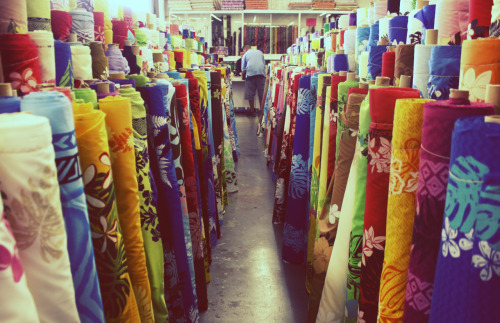 aquackingduck:  Fabric Mart - Pearl City, HI