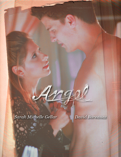 aprilxmayy:  buffy movie posters » season 1, episode 7, angel