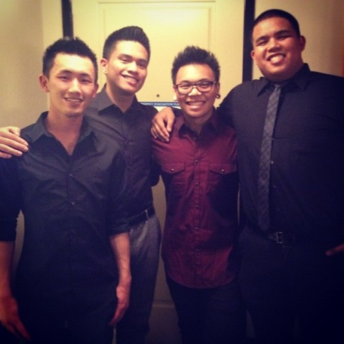 Me and my boys about to take on Vegas! #birthdayweekend (Taken with instagram)