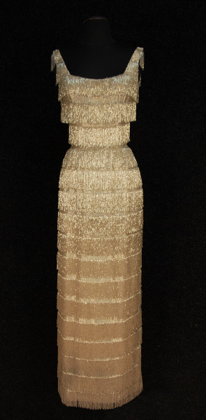omgthatdress:  Evening Dress 1960s Whitaker Auctions