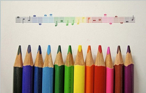 My orchestration teacher talked to us about writing different-colored chords today.
