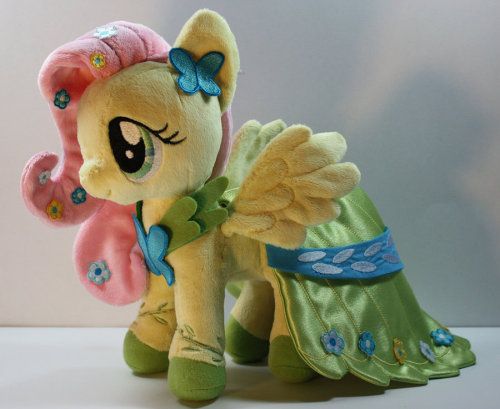 jeweldryn213:  Fluttershy ready for the Gala by *BabyLondonStar awwww i want this one too!!!!!