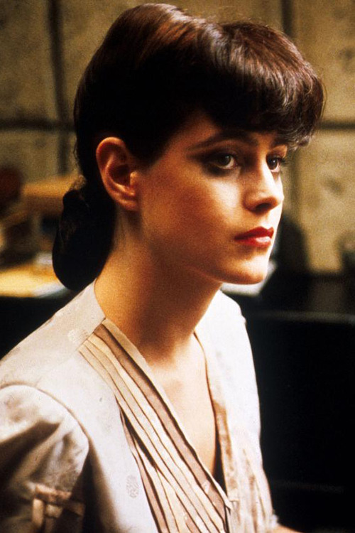 harrisonfords:  Sean Young, Blade Runner (1982)