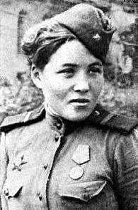 "Maria Koshkina (Tkalich) killed 85 fascist occupants starting as a medical instructor and then becoming a sniper. When she was wounded in the leg, she kept serving as a medical instructor and a scout. She never wore any of her medals and orders when she was home in a village in the Leningrad Region because she ""received them for killing people""."