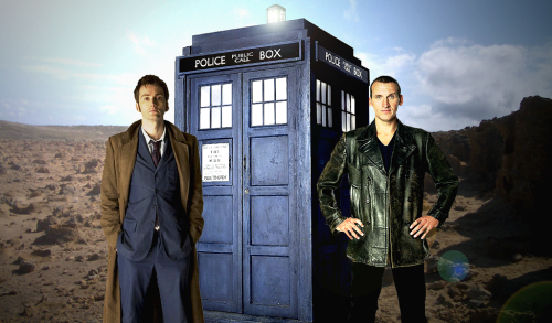 My two Doctors