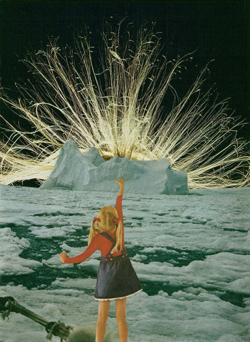 Collage by Jesse Treece