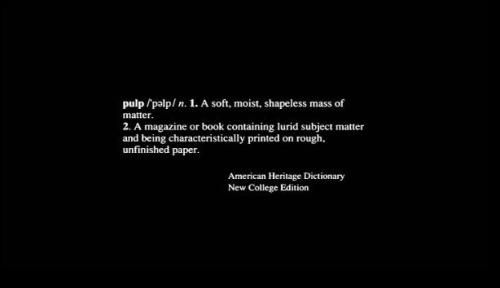 Definition of Pulp (definición de Pulp)