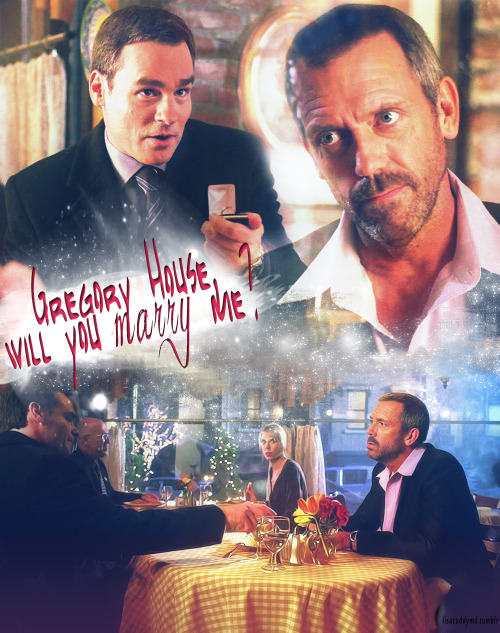 House & Wilson. 'The proposal'