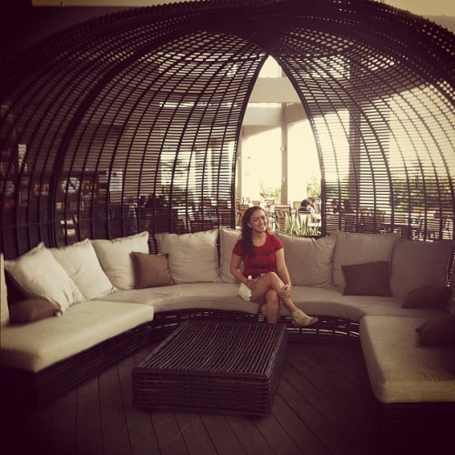 Siesta  (Taken with Instagram at V Hotel Lavender)