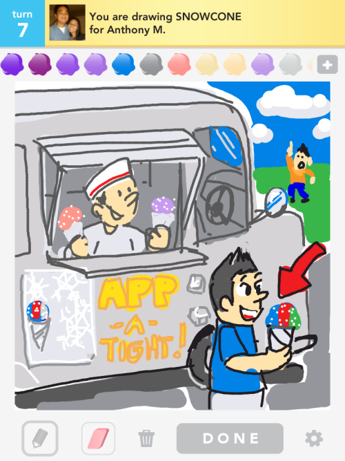 saybobby:  True story - my idea for an app enabled food truck - APP-a-TIGHT!