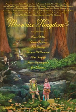 Moonrise Kingdom by Wes Aderson and Roman Coppola