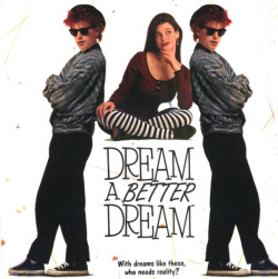 Dream a better dream. Corey Haim vs himself.