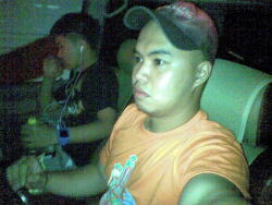 Drivin home with mah bro - Road Somewhere - Dasmarinas City