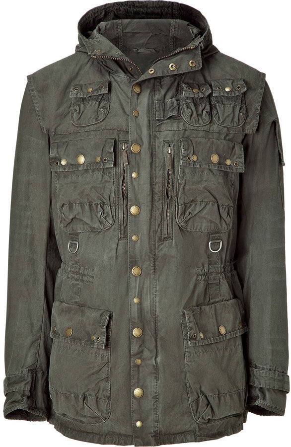 If I was going to buy a Barbour…
