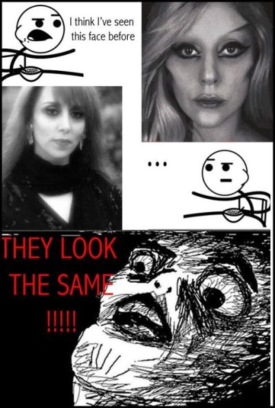 sheikha-r:  le-arab-memes:  one does not simply compare Fairouz to lady gaga.   OHHHHHHHHH
