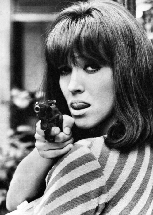 All you need for a movie is a girl and a gun: Jean-Luc Godard