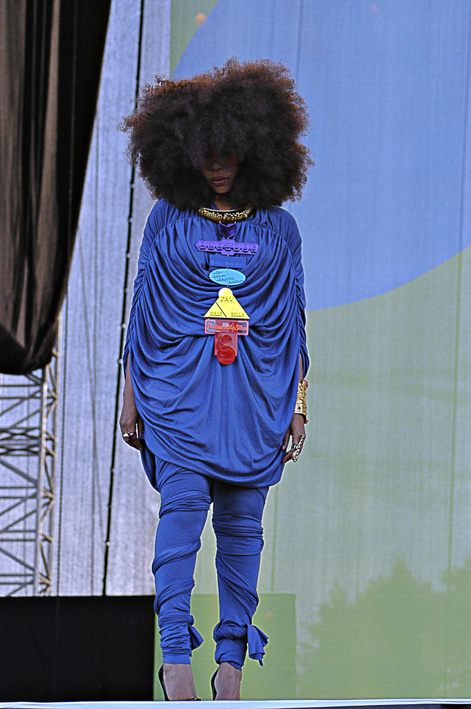 luaunomi:  my absolute favorite photograph of mama badu.