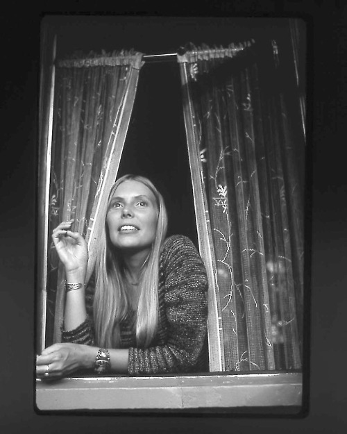 THIS DAY IN MUSIC…  1983, Joni Mitchell played the first night of a 13 date tour of Australia and New Zealand at the Capitol Theatre, Sydney.