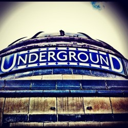 Today I will mostly be….. On the #northernlinetubemission with #igerslondon on a #instameetlondon  (Taken with Instagram at Clapham Common Underground Station)