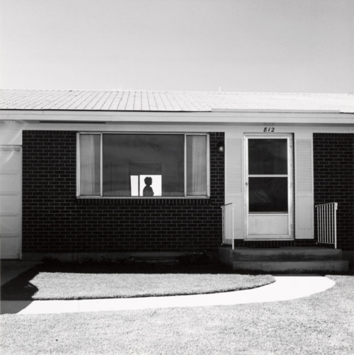 delightfullycatawampus:  Robert Adams, Colorado Springs, Colorado 1968 http://www.nowness.com/day/2012/3/11/robert-adams-the-place-we-live#replay