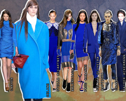 Trendspotting: Killer Cobalt – Fashionista: Fashion Industry News, Designers, Runway Shows, Style Advice