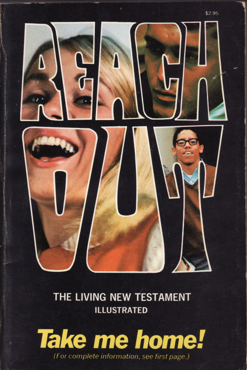 Book Cover: Reach Out