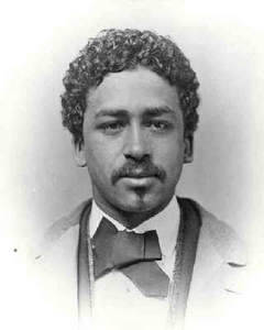 Richard Theodore Greener (1844-1922) was the first Black graduate of Harvard University (Class of 1870). His papers, including his Harvard diploma, his law license, photos and papers connected to his diplomatic role in Russia and his friendship with President Ulysses S. Grant, were recently discovered in an attic on the South Side of Chicago - just before the house was demolished. Absolutely MONUMENTAL!