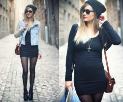 lookbookdotnu:  Adenorah - à la cool (by Adenorah M)