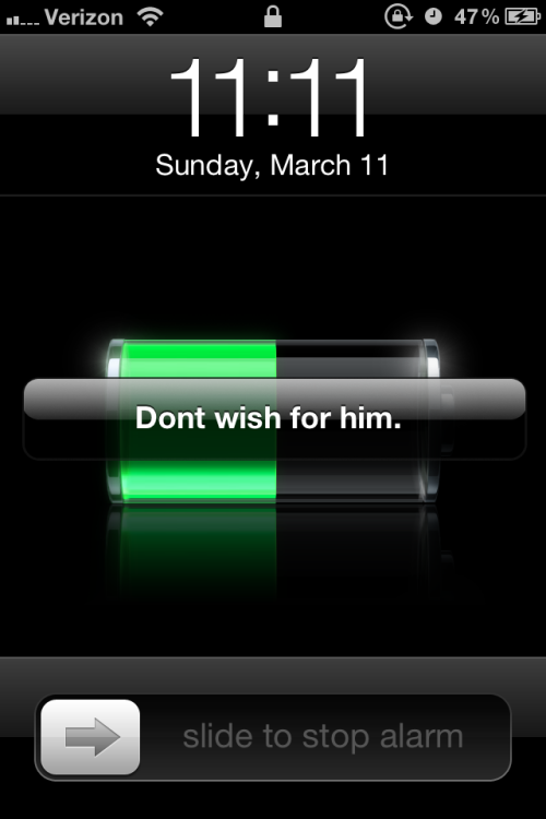 so-it-starts-here:  this is my every 11:11 wish. fml
