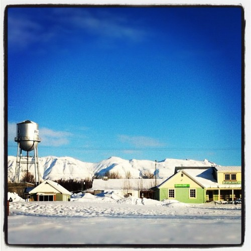 Palmer, Alaska (Taken with Instagram at Colony Inn)