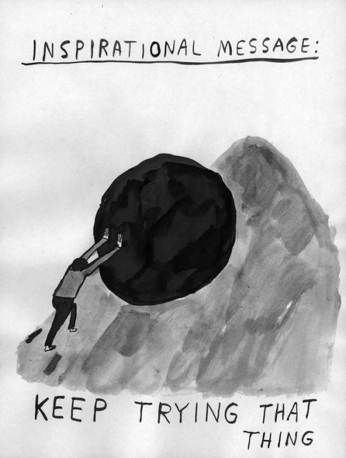 fluminis:   The Myth of Sisyphus by Nathaniel Russell