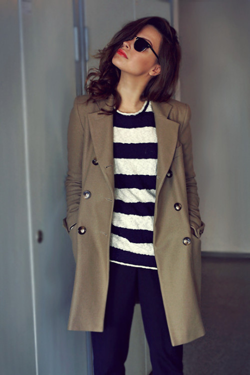Every girl needs a trench