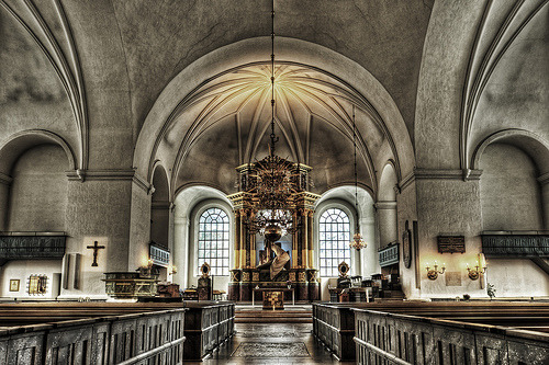 Katarina Church, Stockholm (by linkahwai)