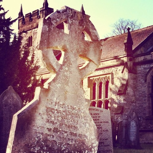 Ashford Church of the Holy Trinity (Taken with instagram)