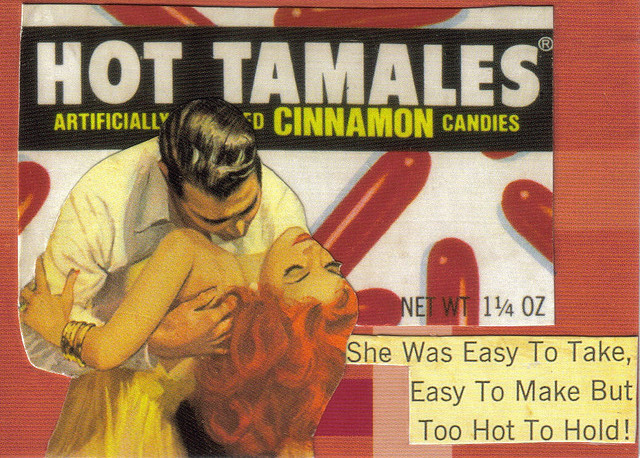 Hot Tamales by dadadreams on Flickr.