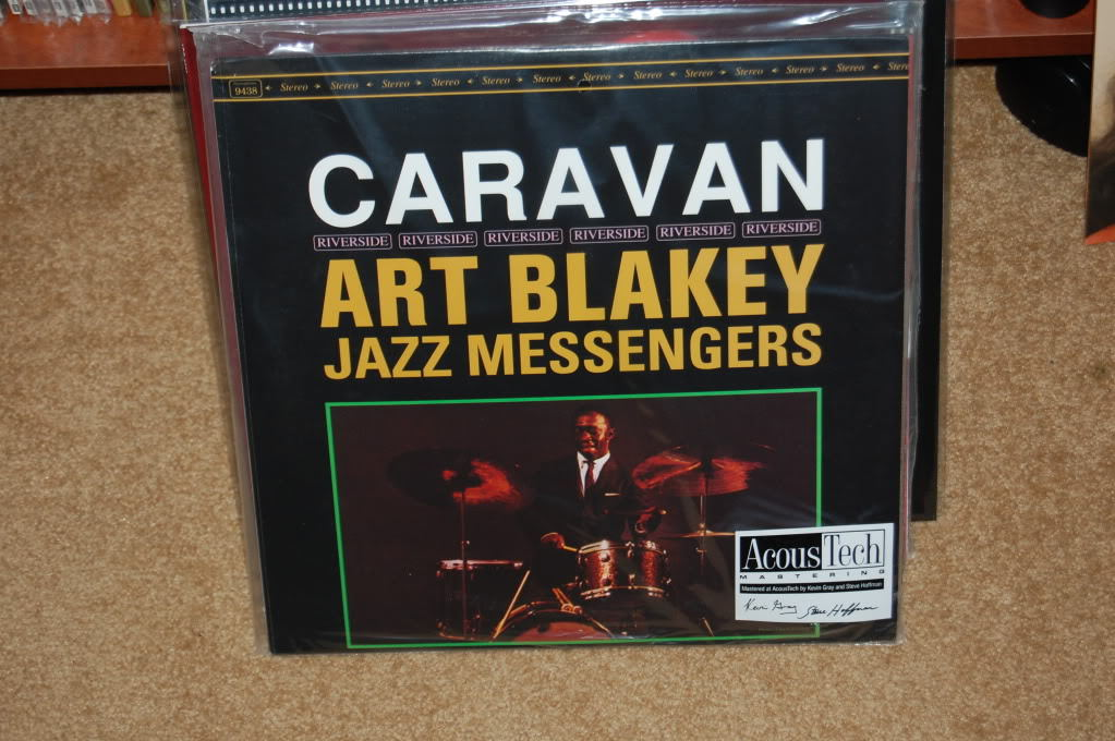 Art Blakey and The Jazz Messengers - Caravan (Riverside Records)