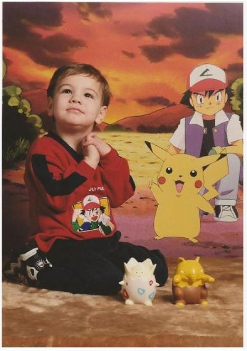 headstrongwolf:  This kid is living my dream.  Go away, Togepi. Nobody likes you.