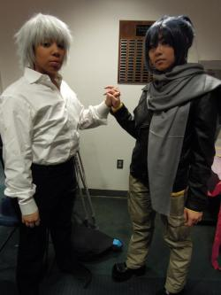 And then there was Nezumi and Shion. KYAAAAAAAA. be still my doki doki suru-ing kokoro. (◡‿◡✿)