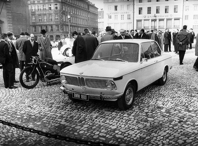BMW 1600 launch at the Munich Opera House by Auto Clasico on Flickr.1600