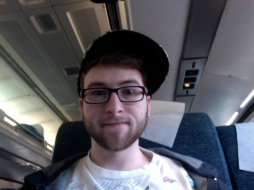 Tumblr! On a Train Edition!