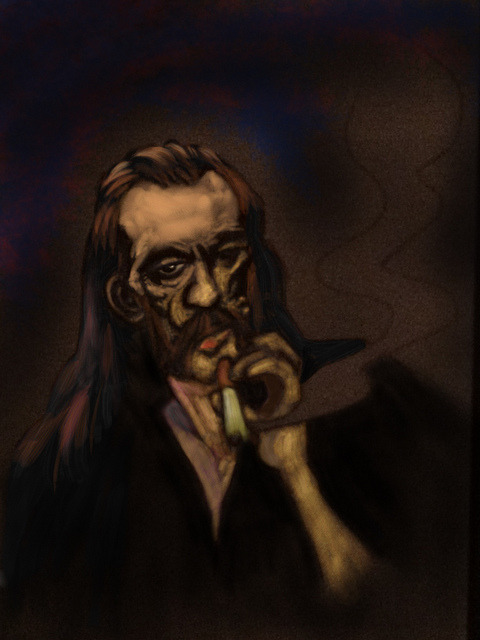 Mr Kilmister (w.i.p. 4) on Flickr.