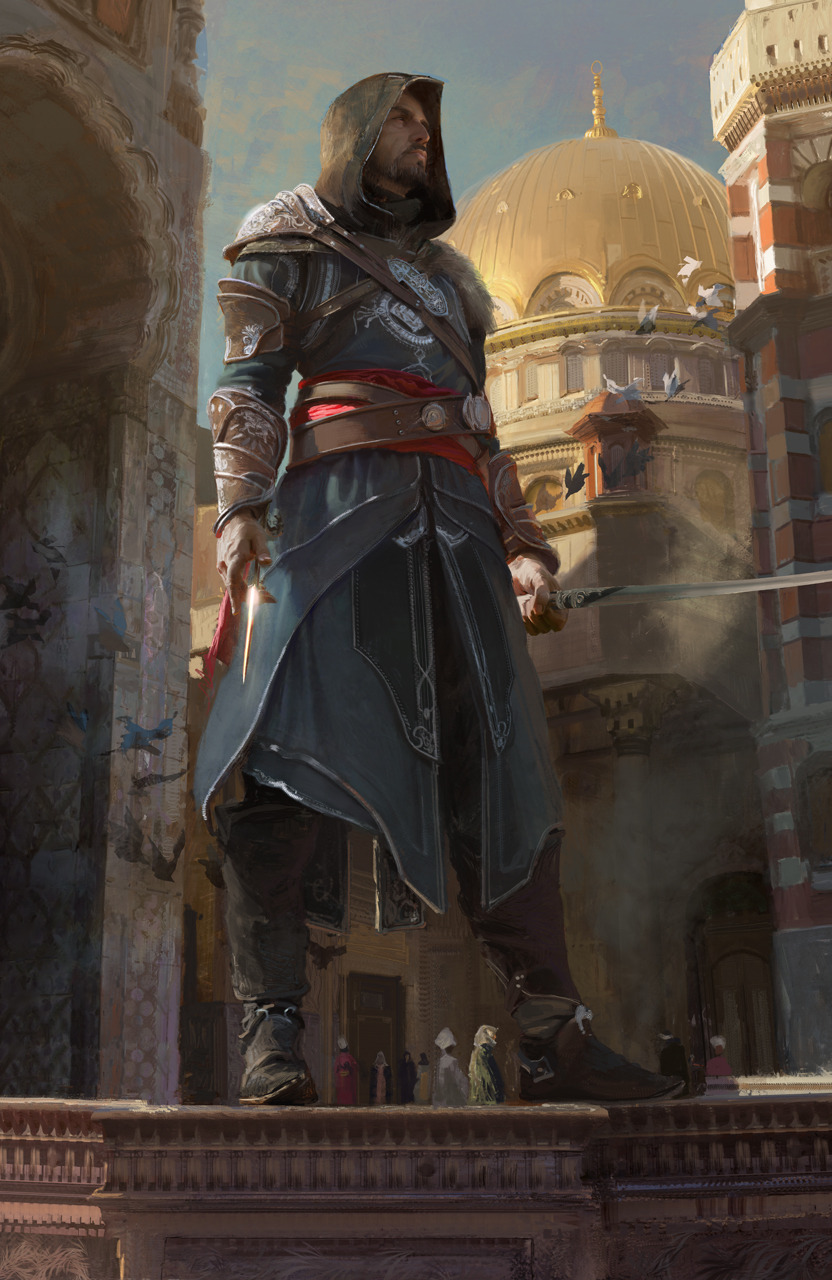 sweet-caramell:  ~Ezio Auditore♥ ~do not own this~