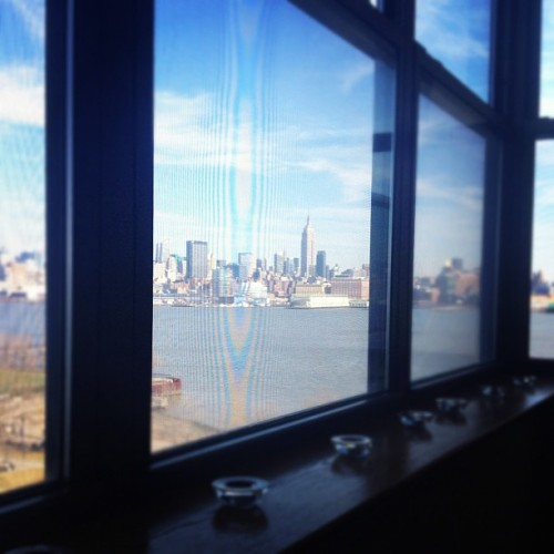 Apartment view #nyc #skyline (Taken with instagram)
