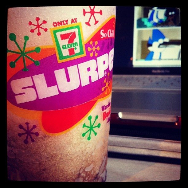 Slurpee! (Taken with instagram)