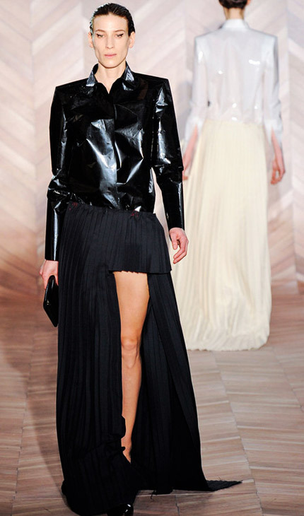 Maison Martin Margiela Fall-Winter 2012.