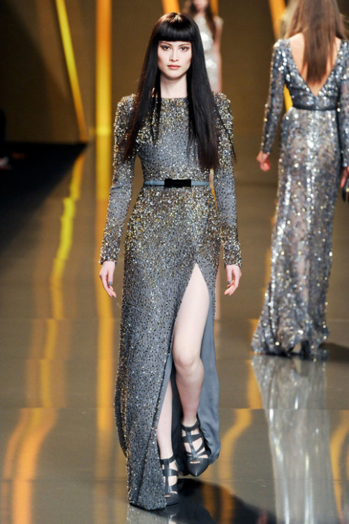Elie Saab Fall-Winter 2012.