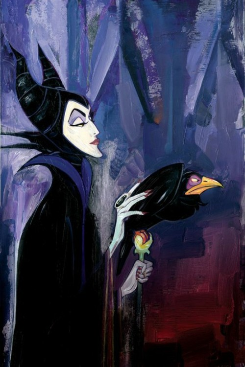 ibelieveinimpossiblethings:  all-time favorite villian: maleficent