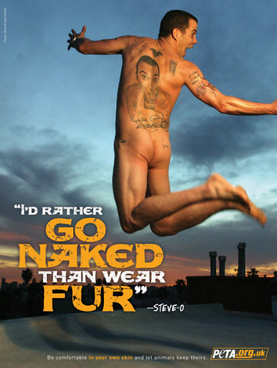 feroxclothing:  Haha yes steve-o! Check out my cruelty free lusciously furry handmade clothing Shop: www.etsy.com/shop/feroxshop Facebook: https://www.facebook.com/pages/FEROX/350670538295473